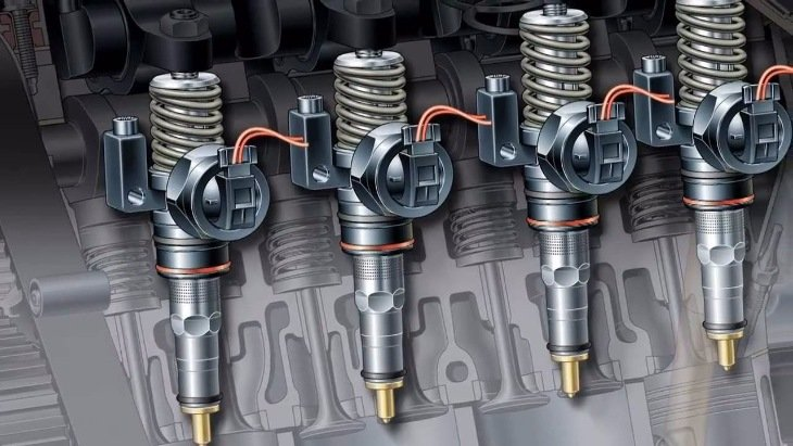 Ремонт форсунок Ford Performance Vehicles