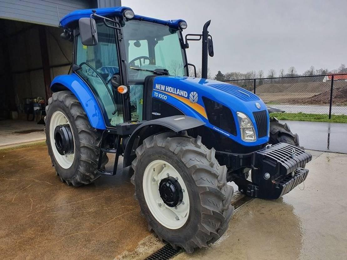 Ремонт форсунок New Holland Tractors